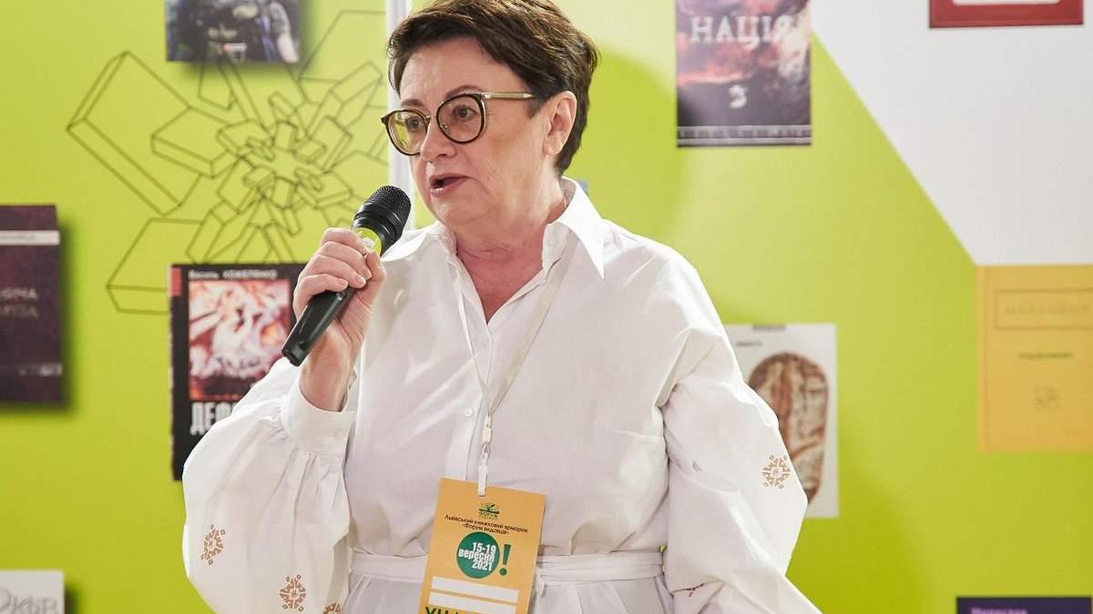 В Україні є безпосередній зв'язок між читанням і успіхом у житті, – директорка Інституту книги - 24 Канал
