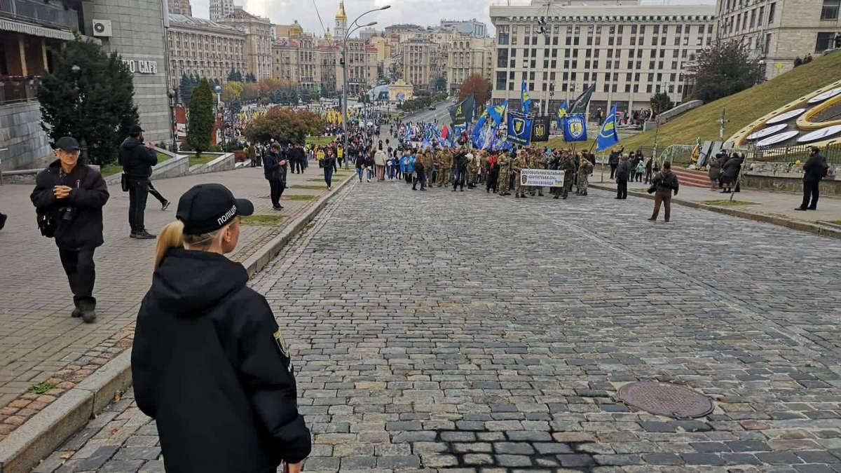 В Україні у День захисників і захисниць відбулося 400 заходів: жодних правопорушень не було - Україна новини - 24 Канал