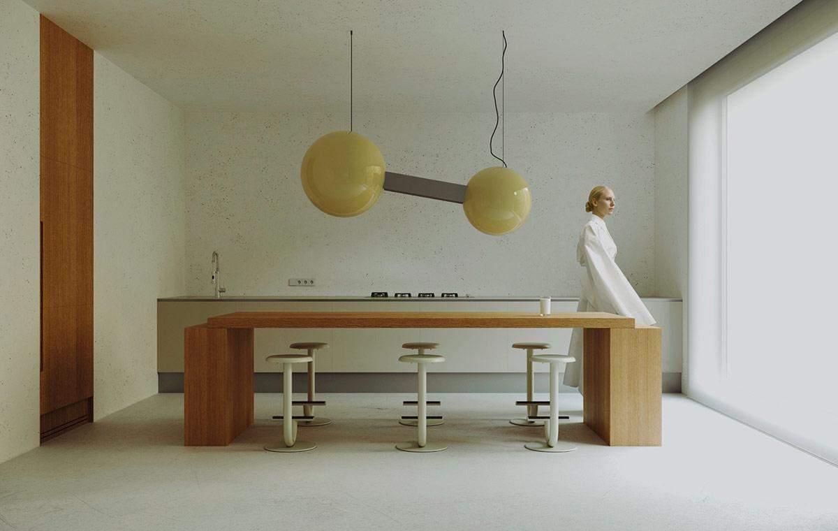 Мінімалізм в дизайні інтер'єру