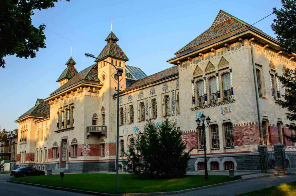 Краєзнавчий музей у Полтаві