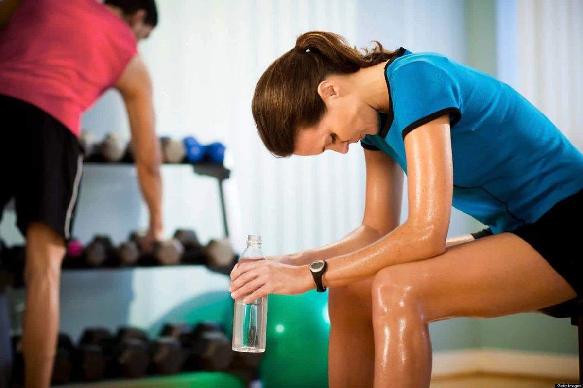 Сувара дієта також може стати причиною слабкості