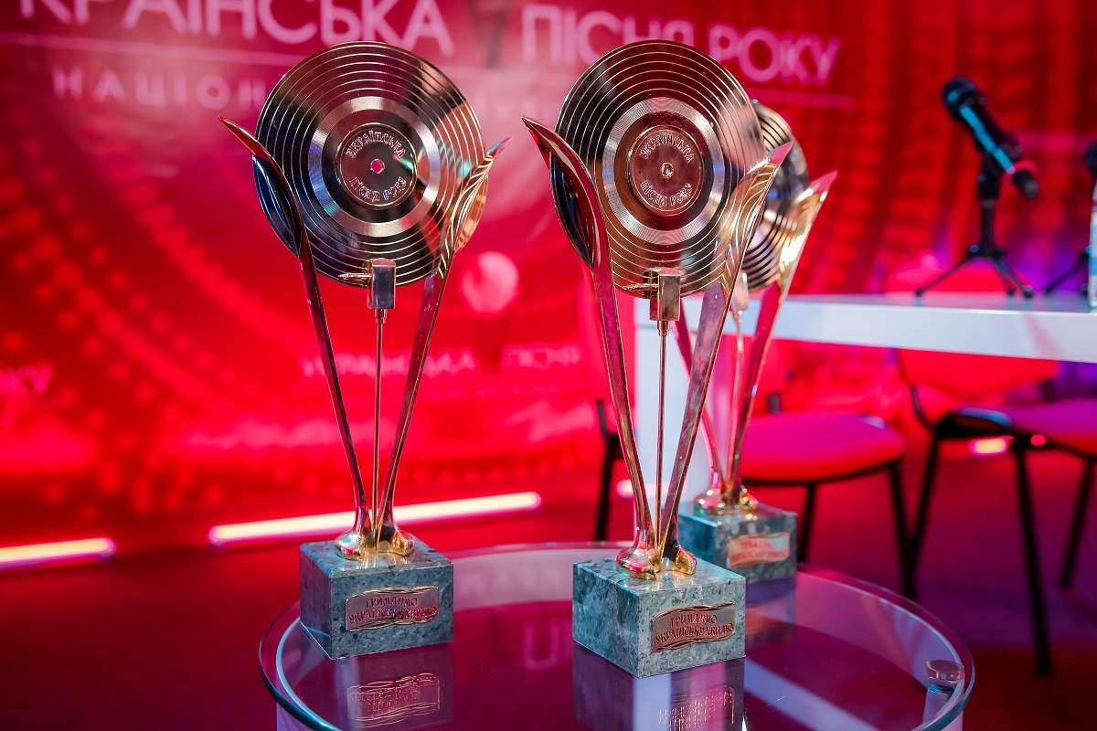 Поплавський та Винник оголосили про другу церемонії нагородження премії