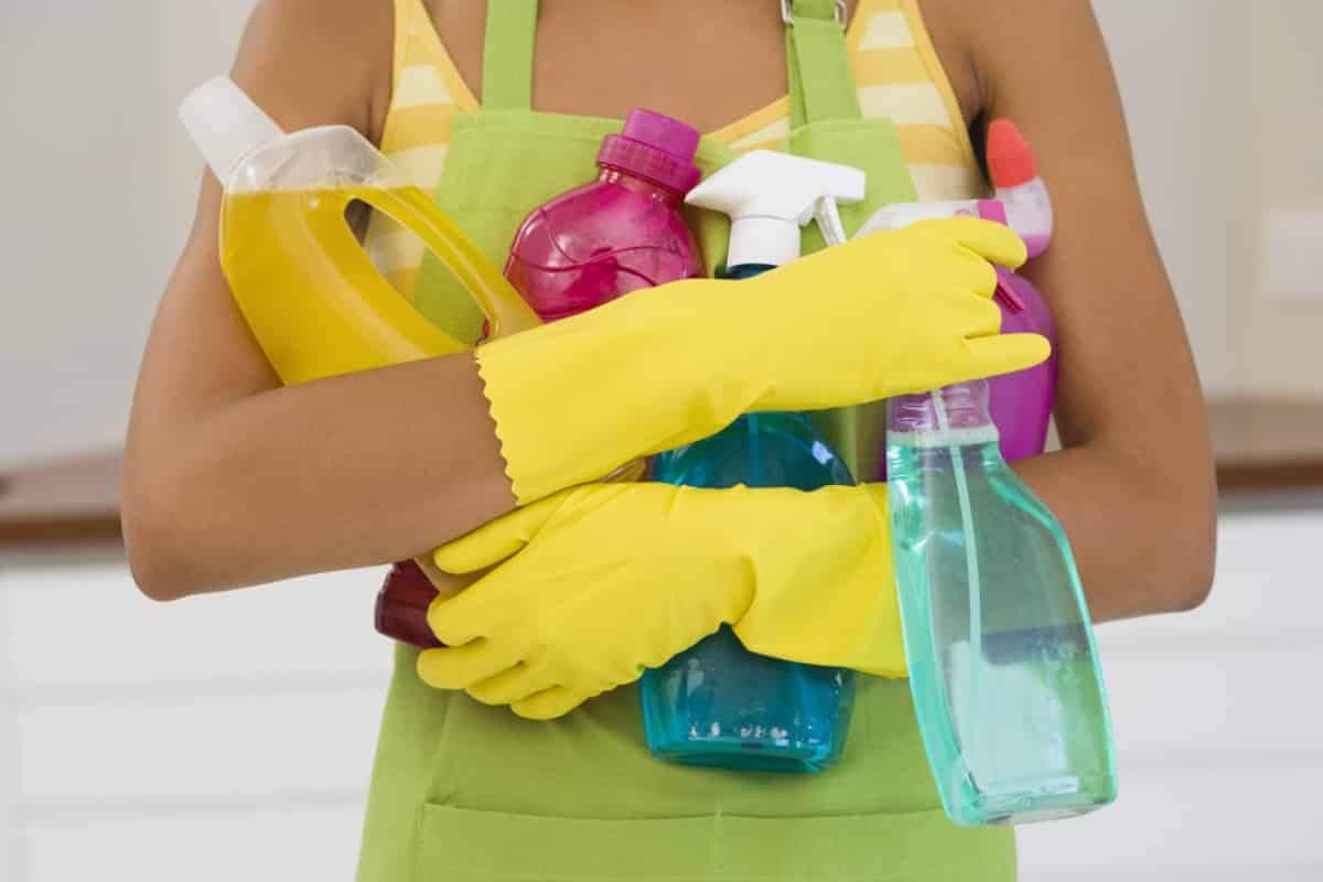 Обирайте екологічні миючі засоби