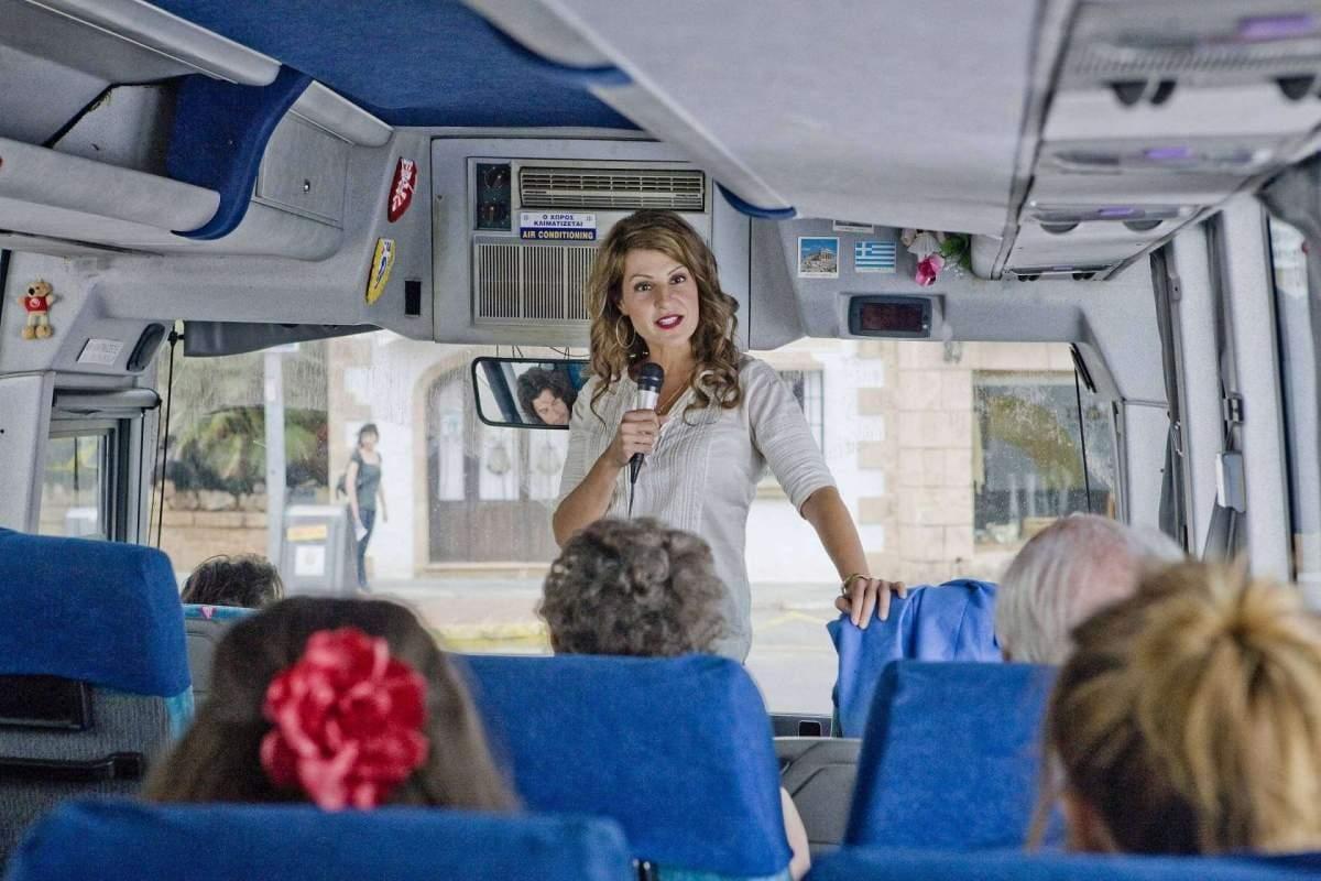 Автобус для екскурсії