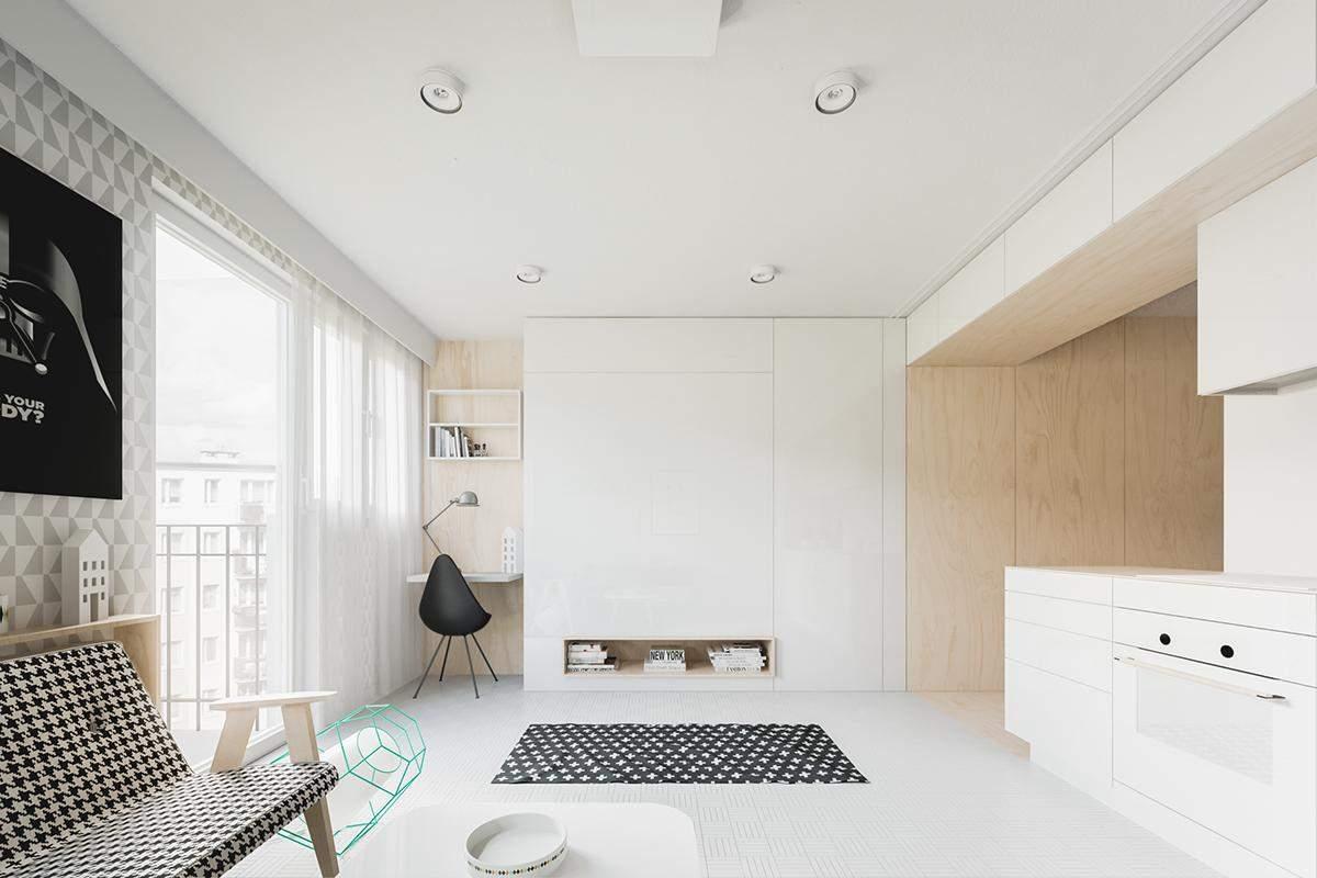 Квартира площею 20 метрів квадратних