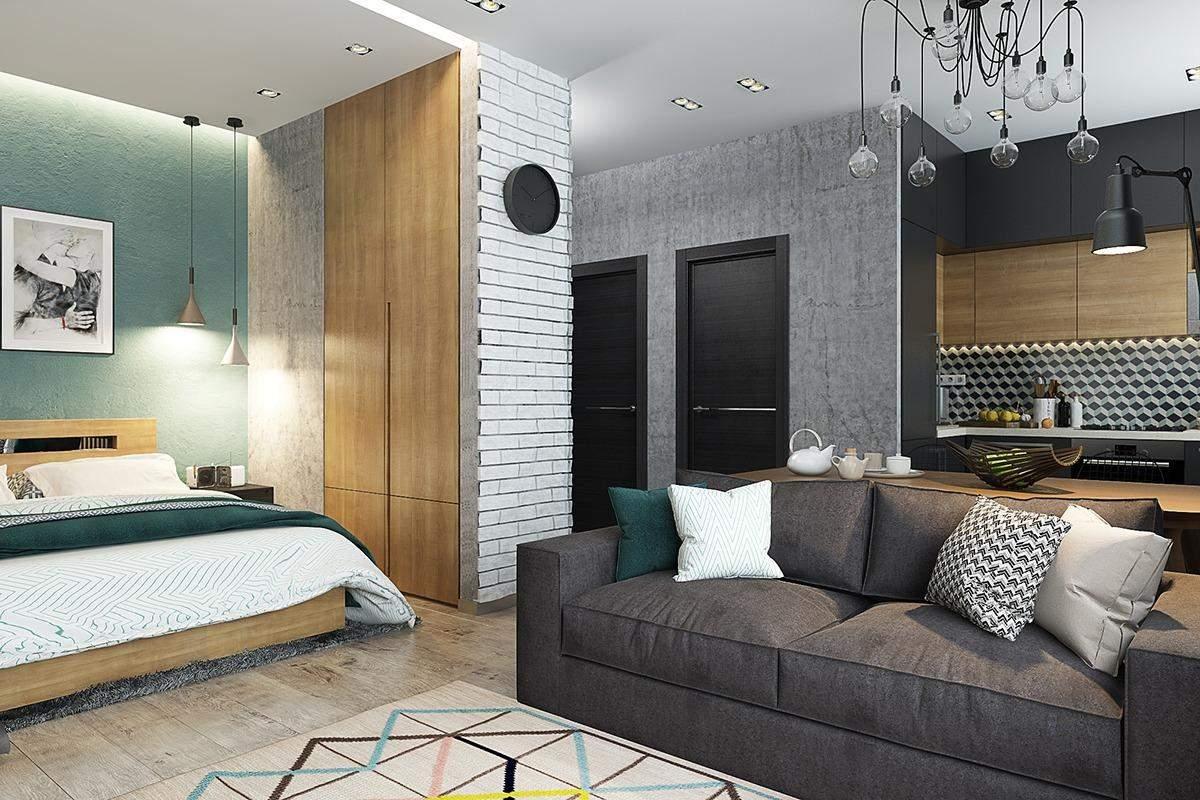 Квартира площею 40 метрів квадратних