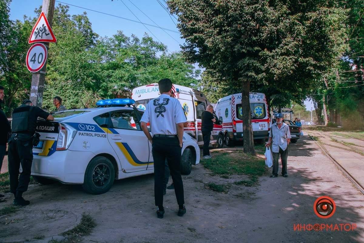 Водій збив 7-річну дівчинку ДТП у Дніпрі Новини Дніпра