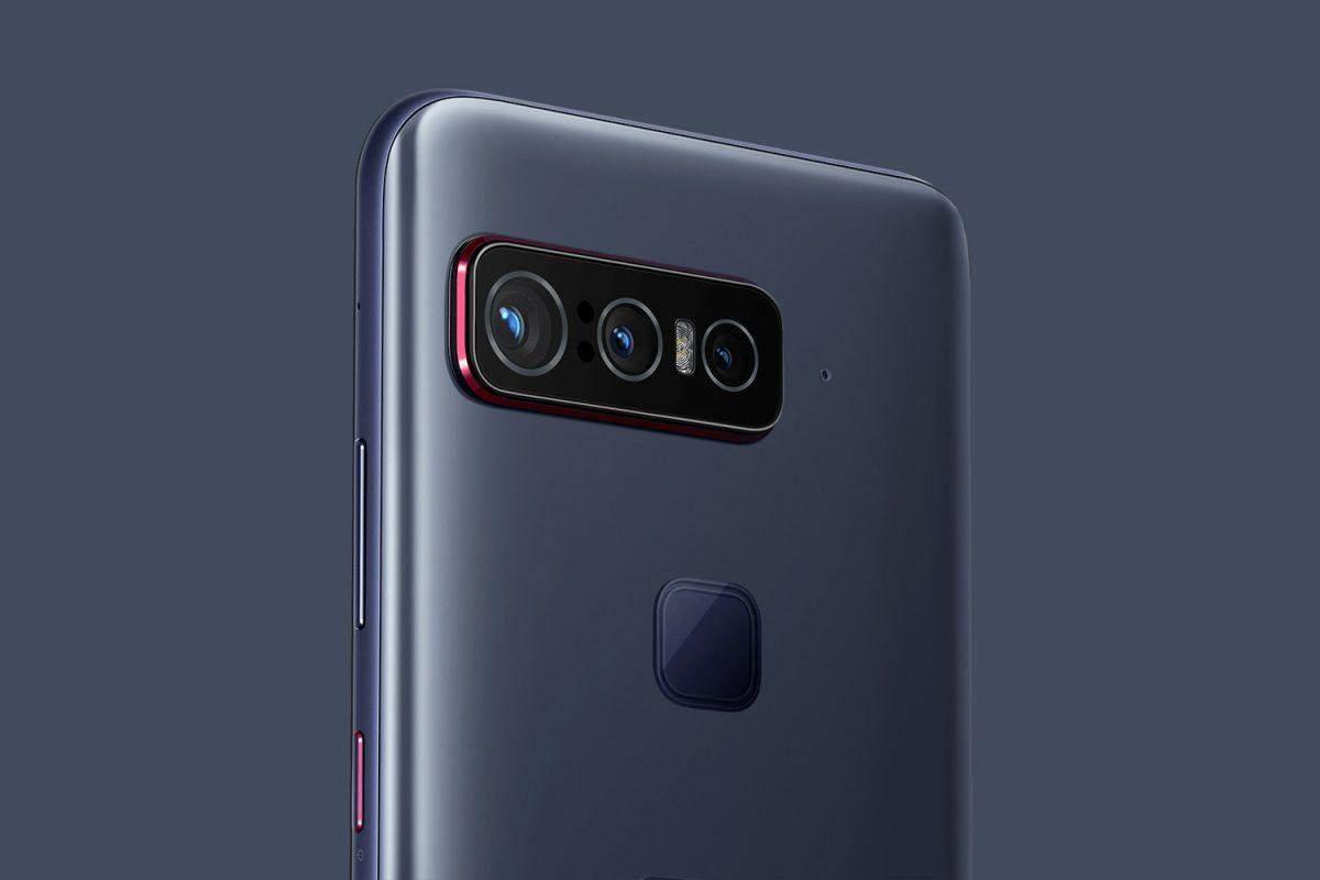 Камери смартфона