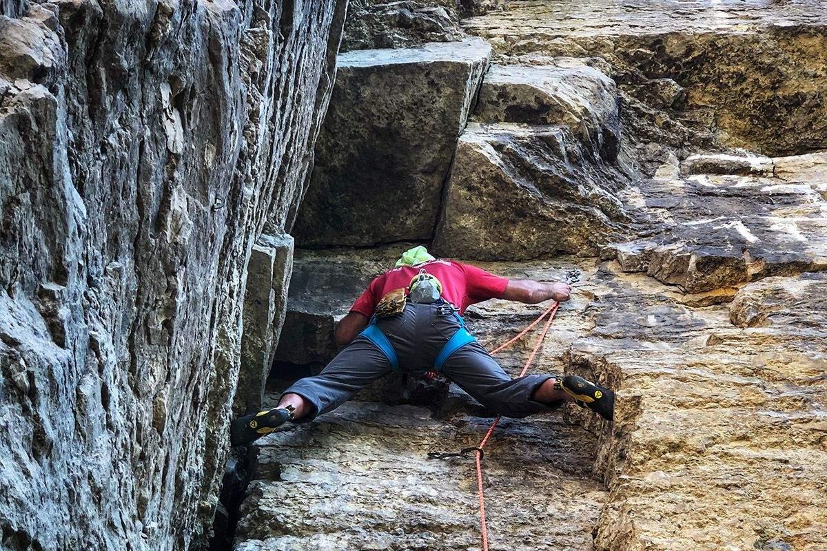 камянець альпінізм