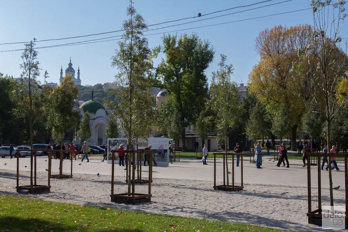 Контрактова площа, Київ, 30 років Незалежності, як змінився Київ за 30 років