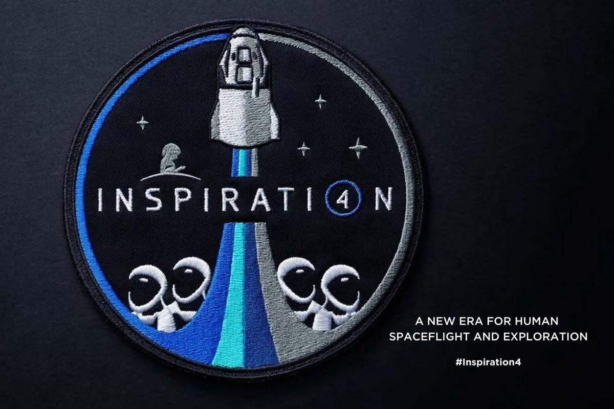 Нашивка Inspiration4