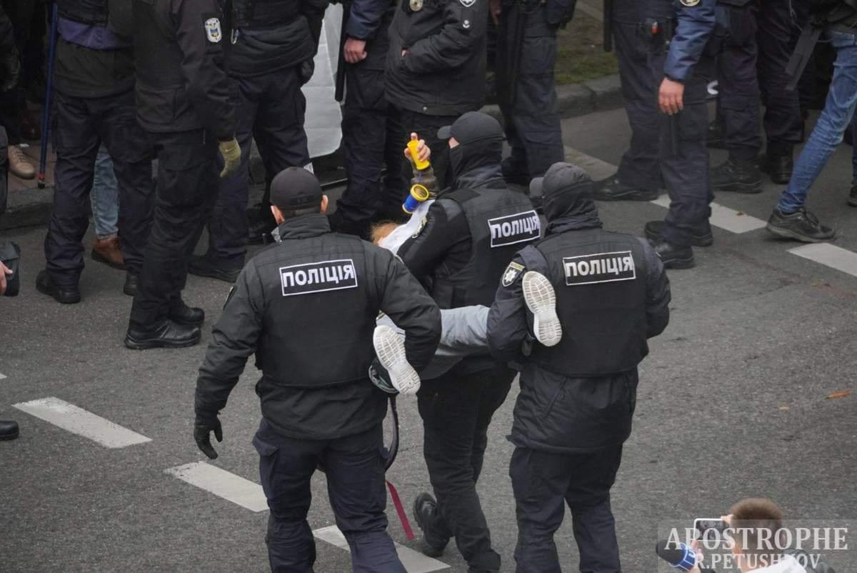 Протести ФОП