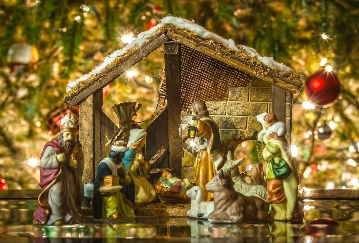 Історія Різдва христового