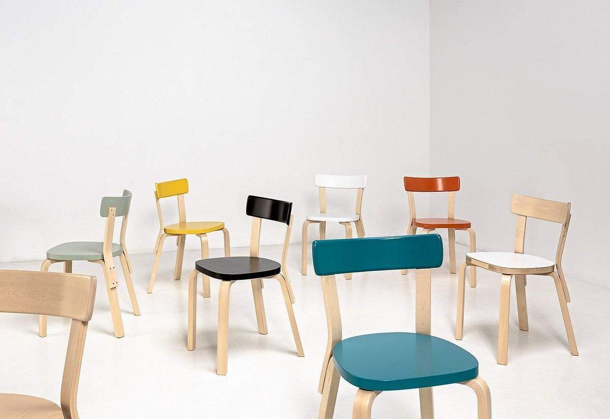 Один из самых известных стульев в мире