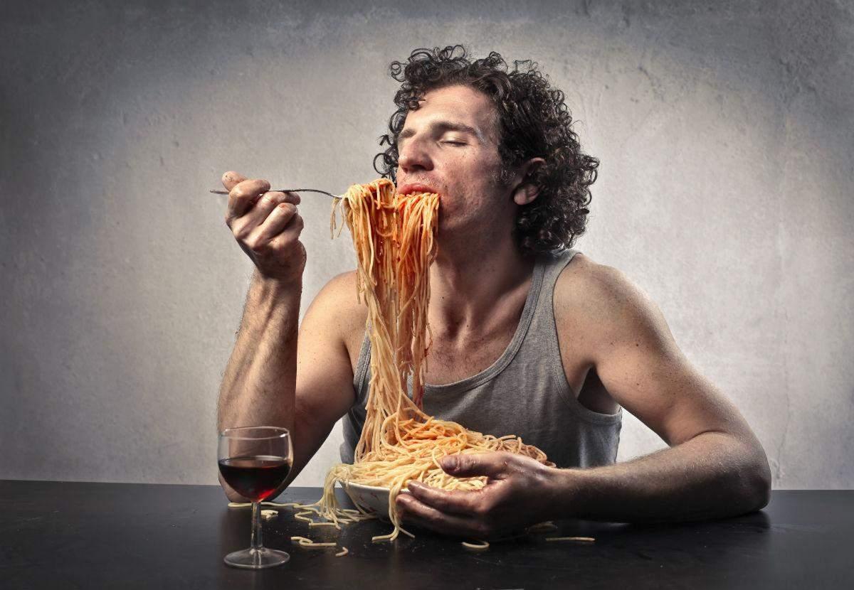 Виделка для спагетті