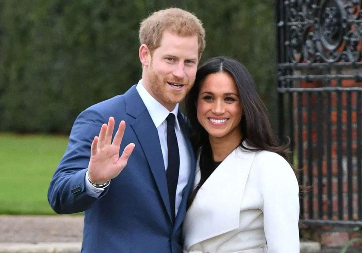 Меган Маркл та принц Гаррі продадуть родинні коштовності