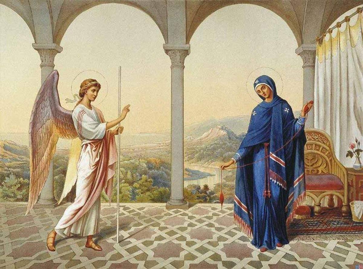 Православне Благовіщення 7 квітня