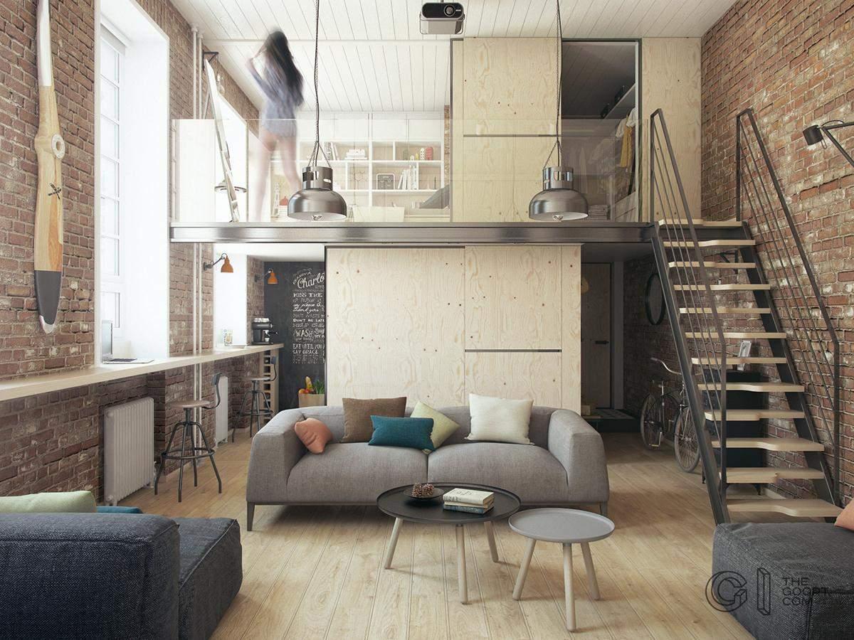 У невеликій квартирі потрібно розумно використовувати простір