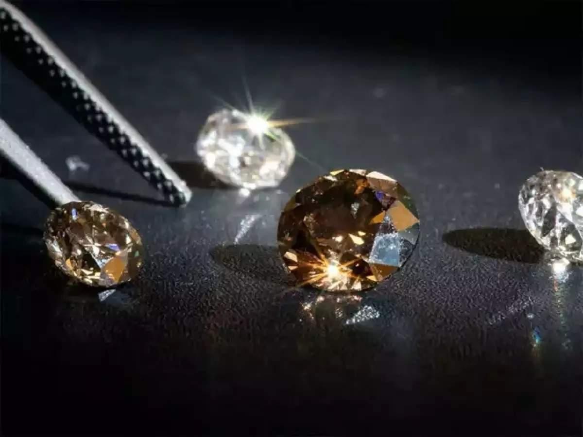 Вирощені діаманти такі ж як видобуті