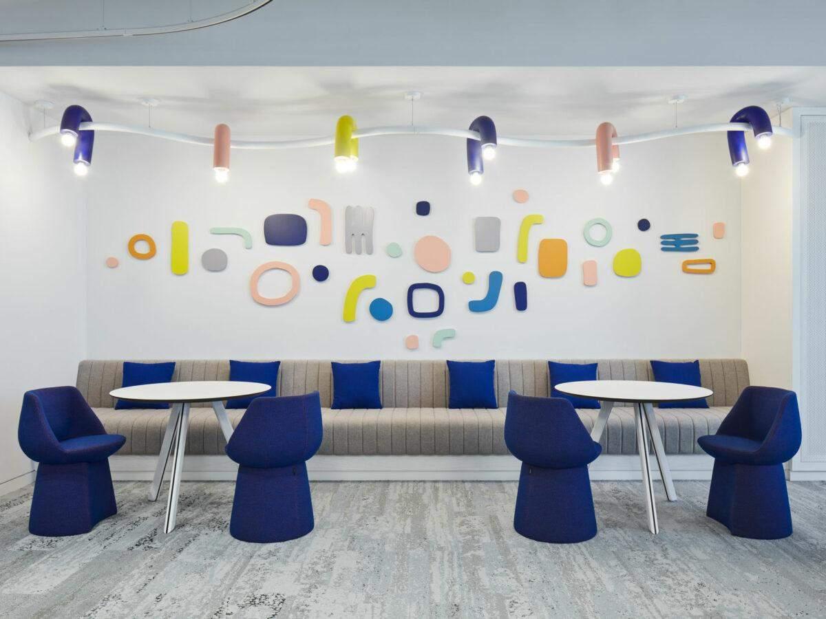 Як виглядає креативний офіс в Абу-Дабі