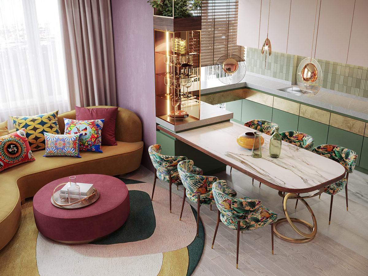 Дизайнери інтер'єрів показали нові тенденції оформлення дому: як інтегрувати їх у свою оселю