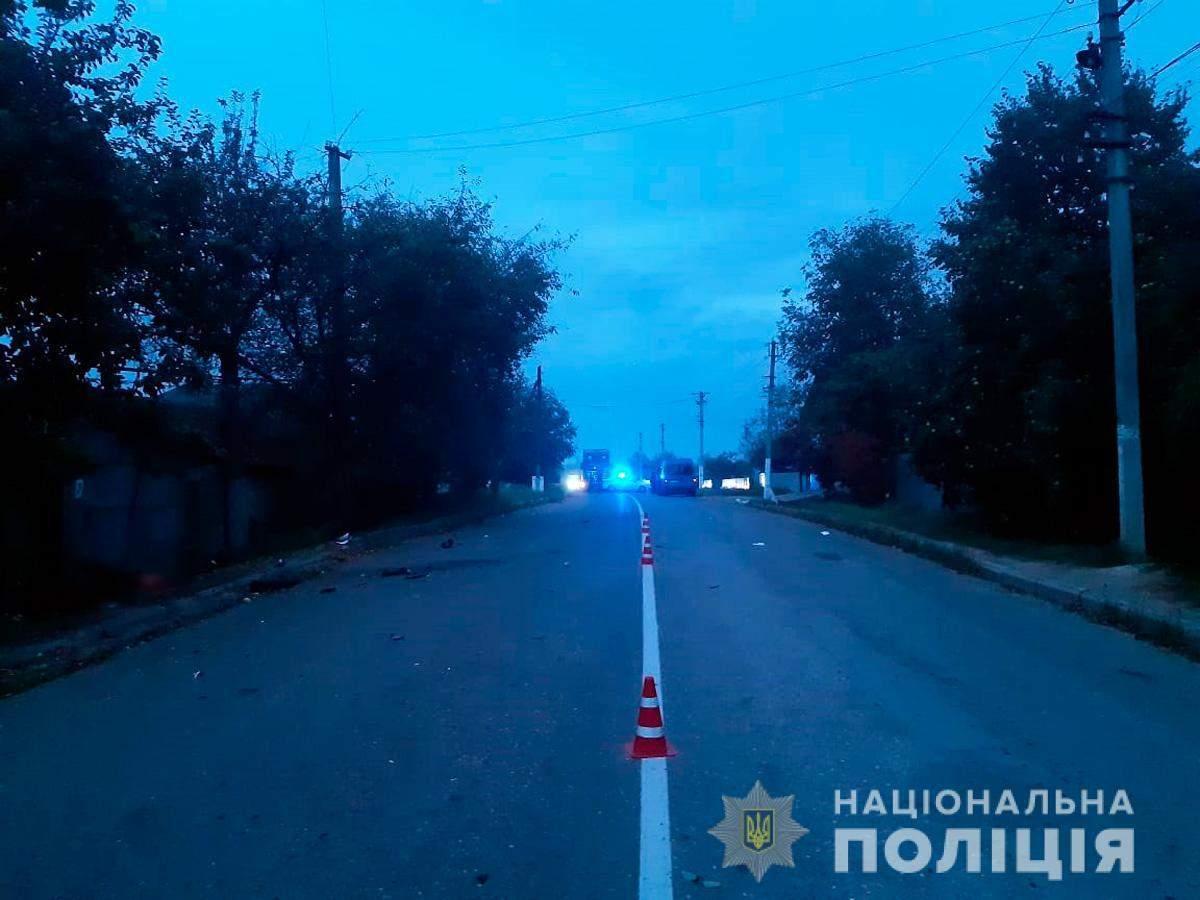 ДТП в Чернівецькій області
