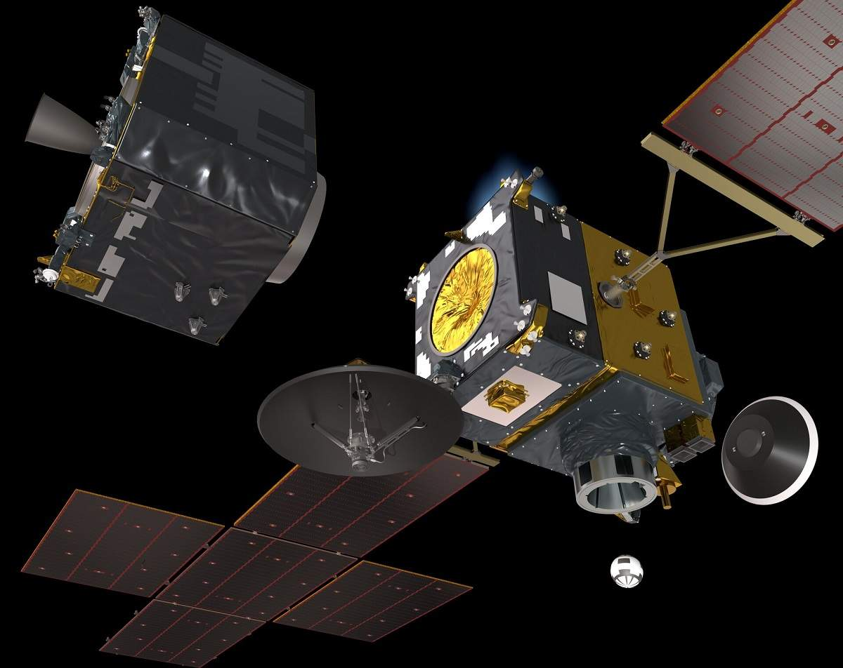 Апарати місії MSR