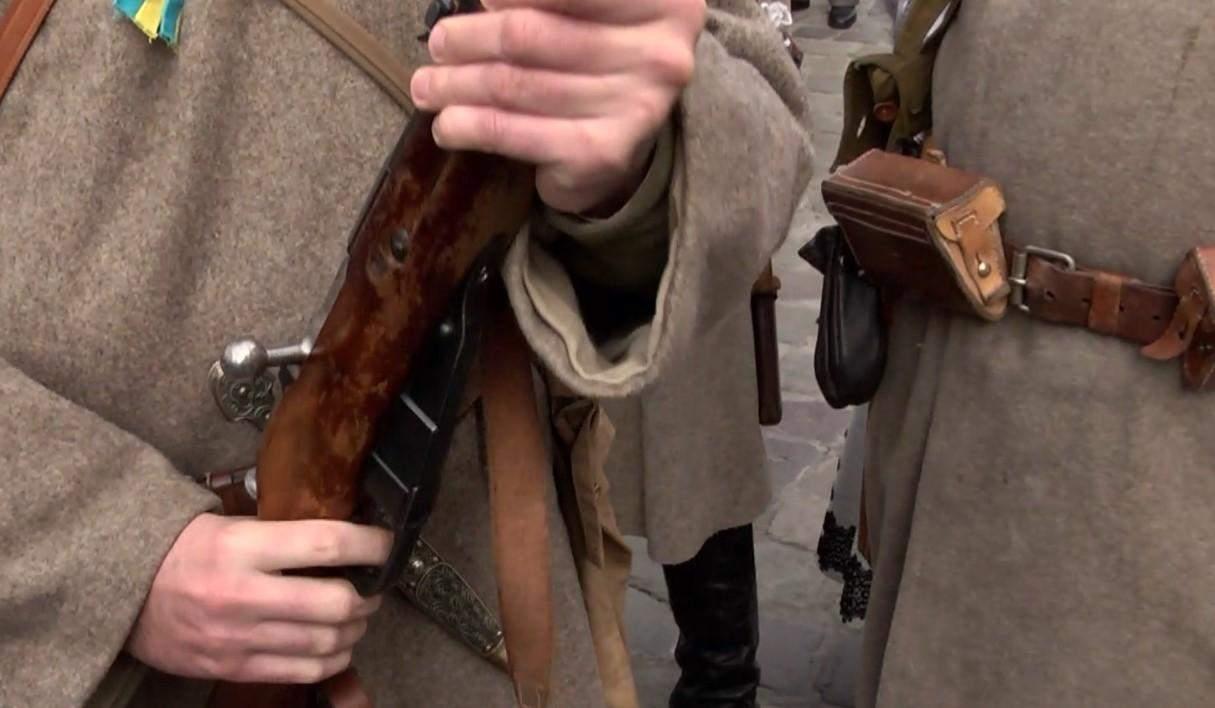 зброя, Львів