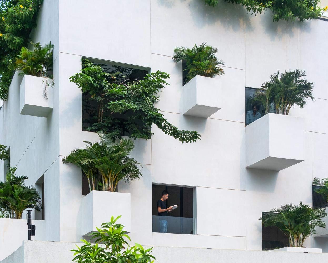 Унікальний дизайн дому / Фото Archdaily