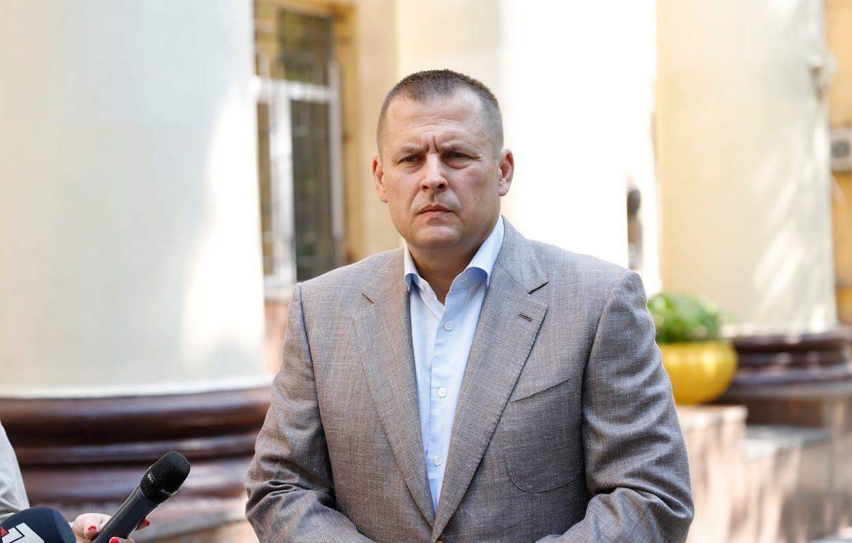 Борис Філатов, місцеві вибори 2020, вибори мера Дніпра, 25 жовтня