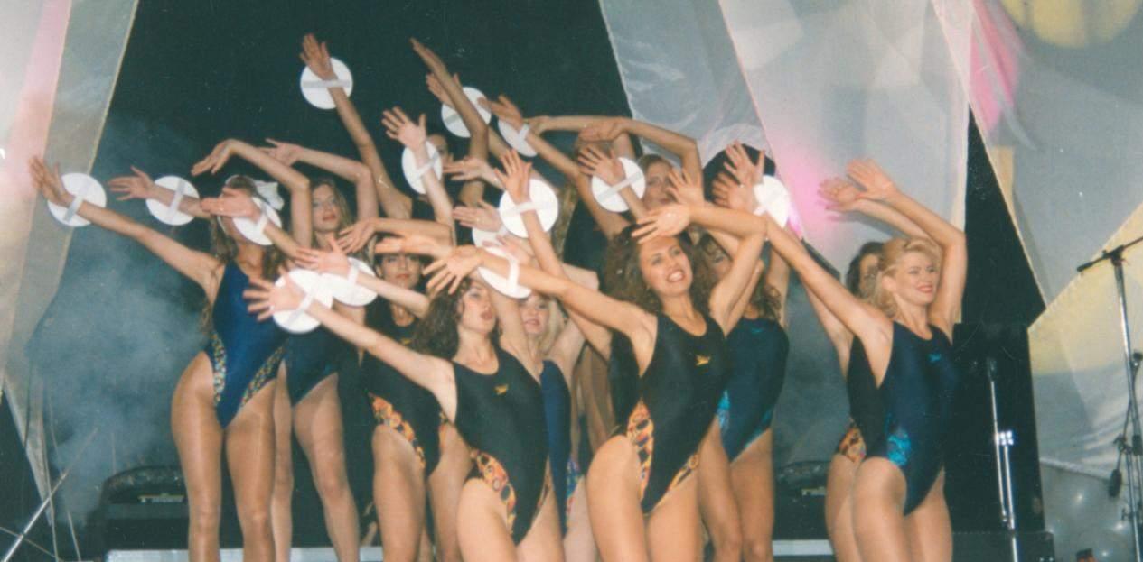 Конкурс краси на Таврійських іграх