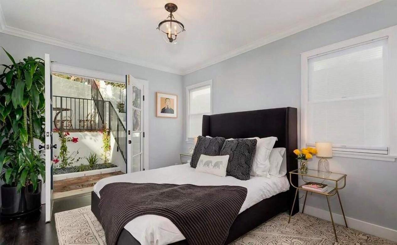 Спокійна та зручна спальня / Фото New York Post