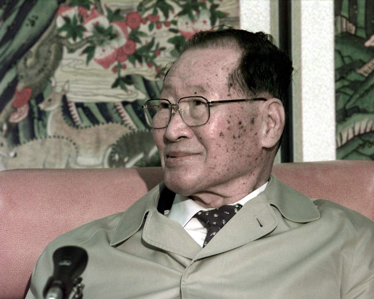 Засновник компанії Hyundai Чон Чжу-йон