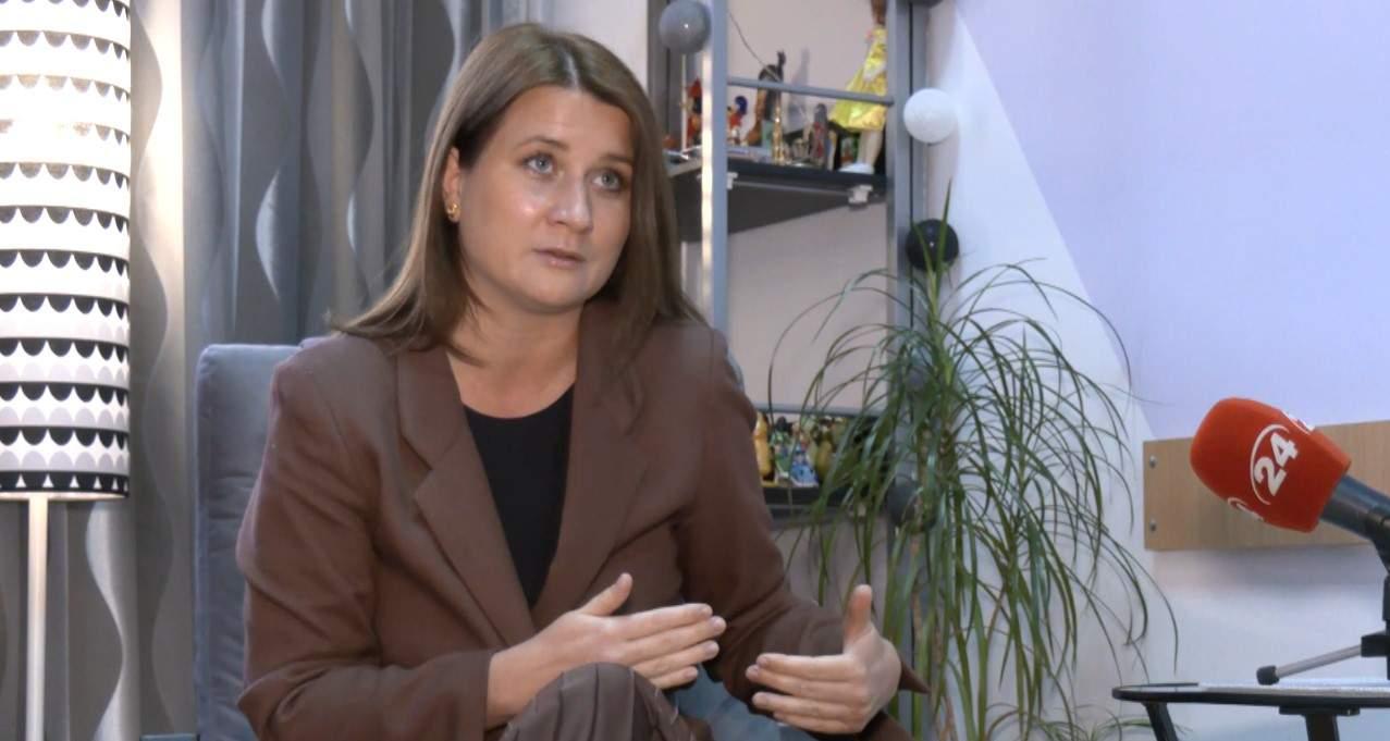 Юлія Святенко, психологиня