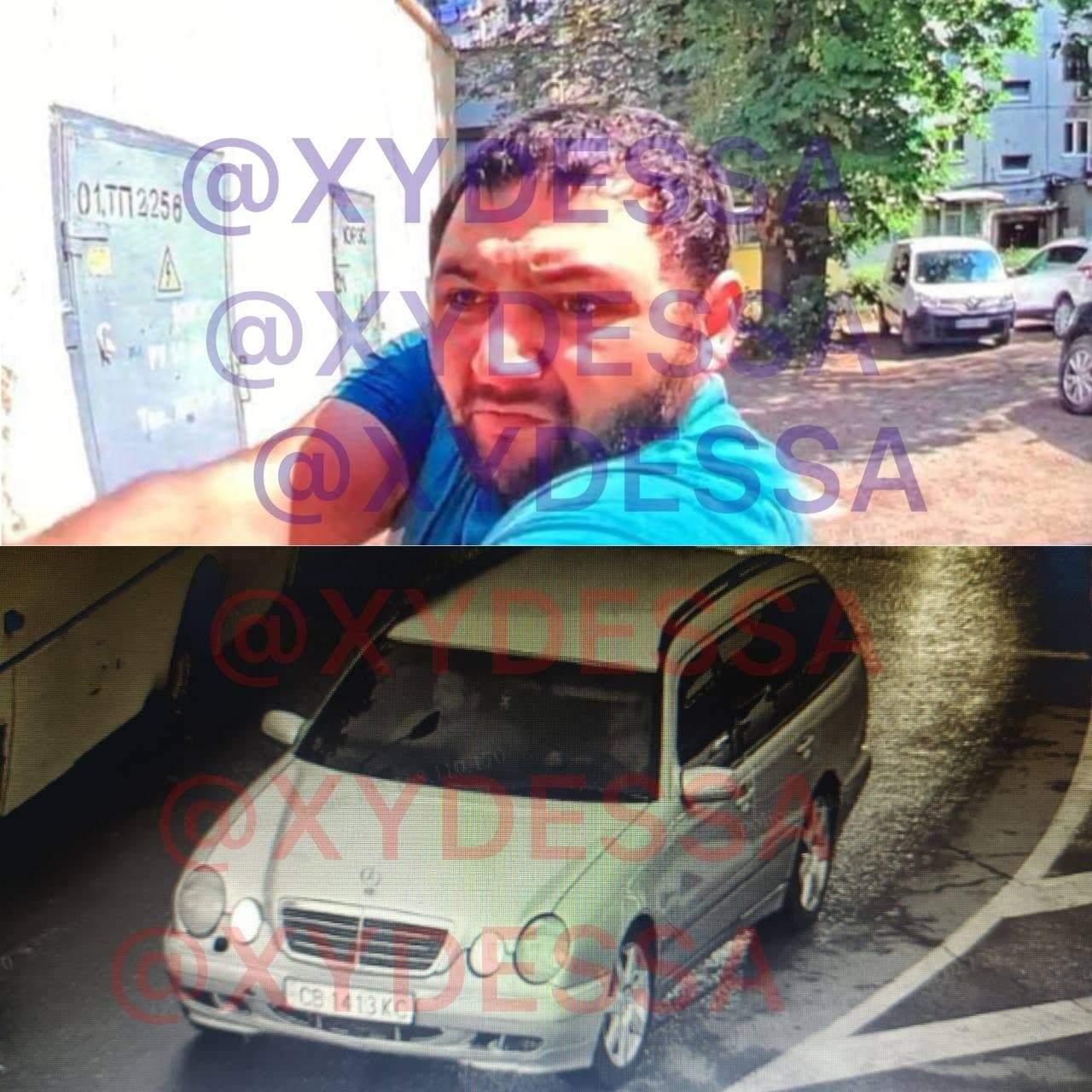 Стрілянина в Одесі Сирена Поліція Постраждав чоловік 03.08.2021