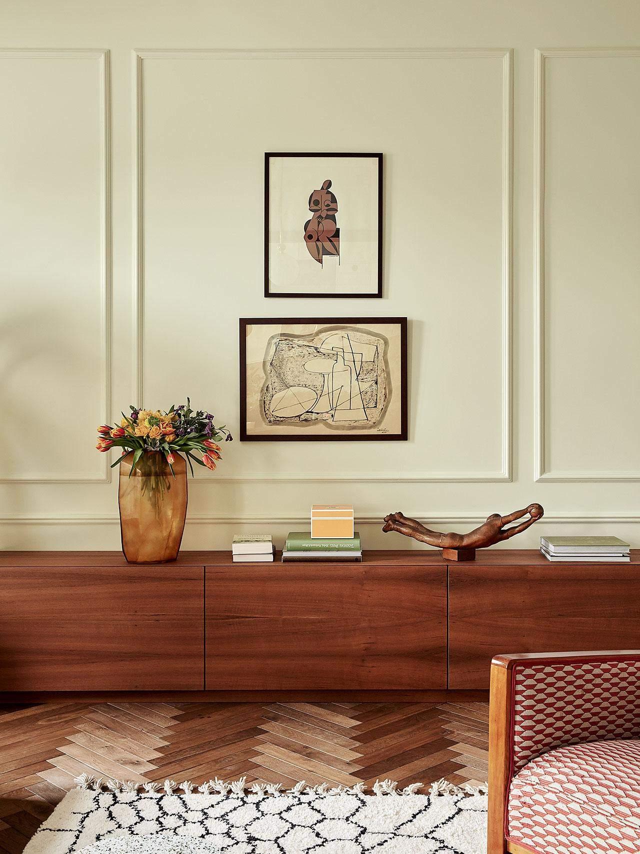 Неокласицизм у квартирі 1930-х років: фото елегантного інтер'єру в Варшаві