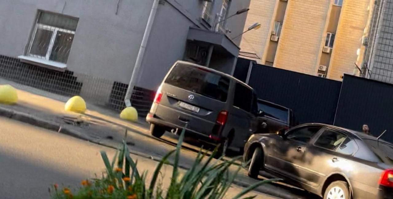Спецназ НАБУ блокує будівлю СБУ