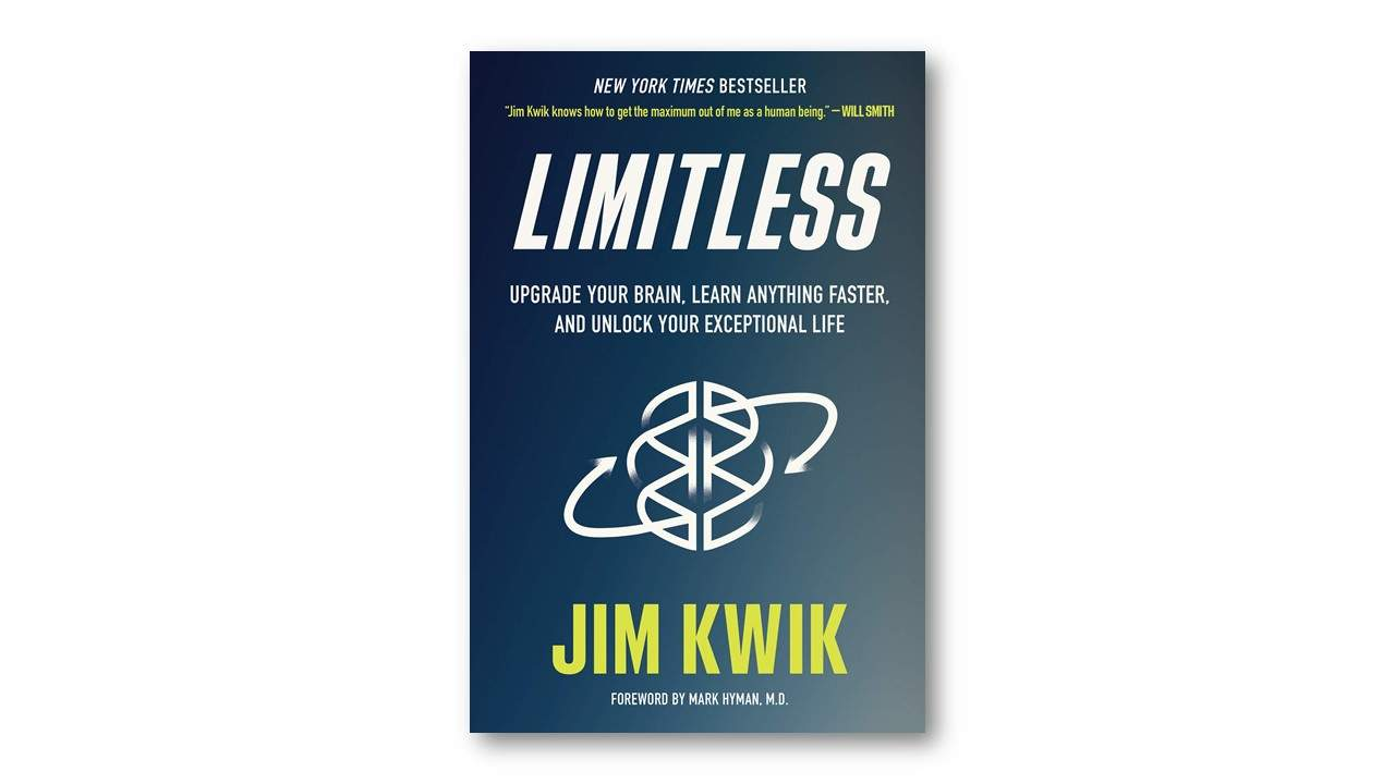 Limitless: Upgrade Your Brain, Learn Anything Faster, and Unlock Your Exceptional Life, Jim Kwik