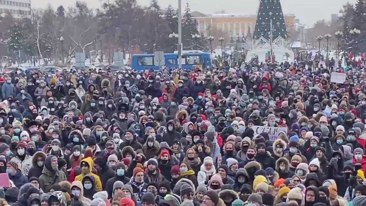 владивосток протести