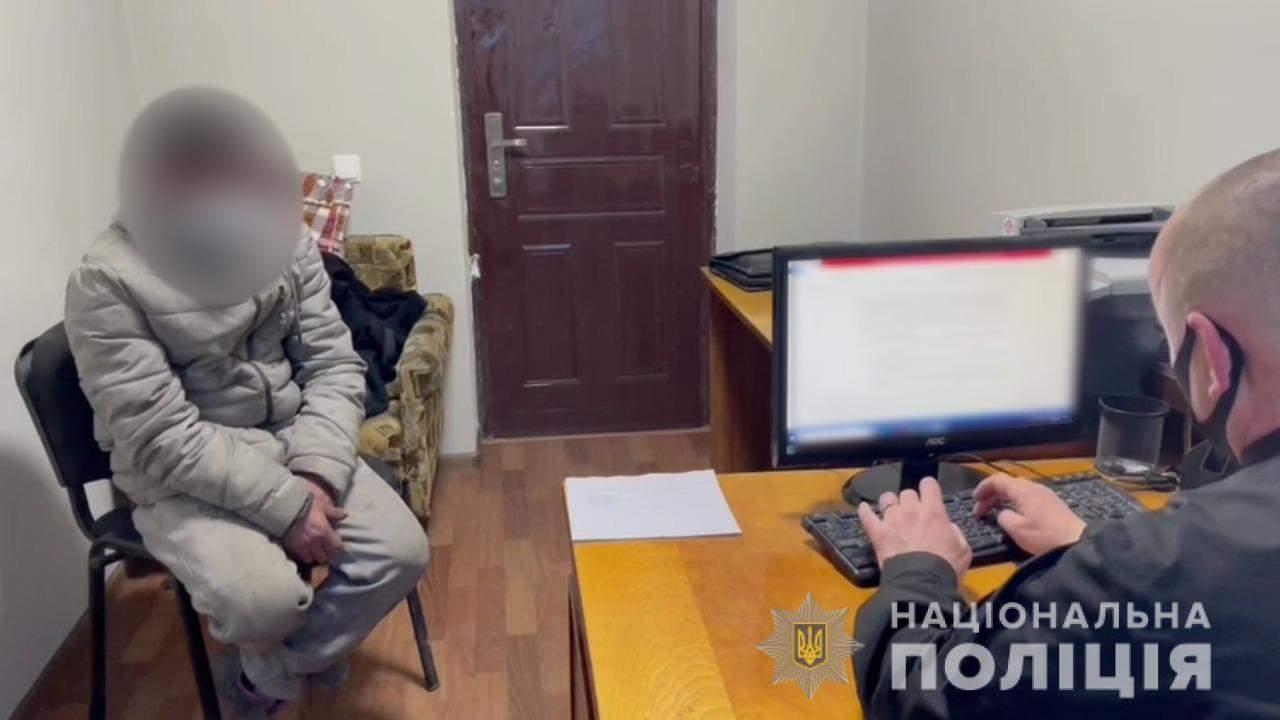 В Одеській області чоловік вбив жінку на 8 березня