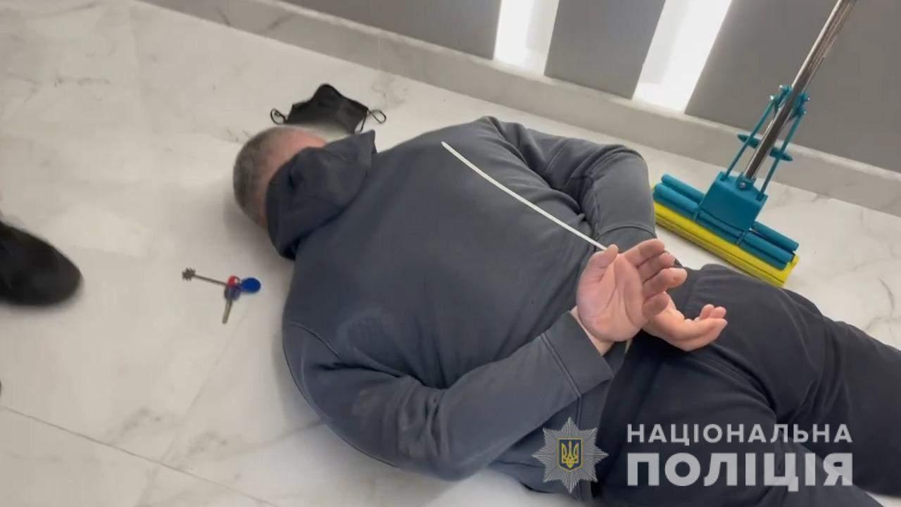 Злочинців затримали під час спецоперації