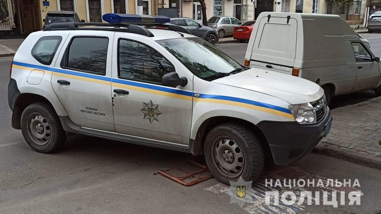 Вбивство Одеса Поліція Житель Одеси кримінал  задушили