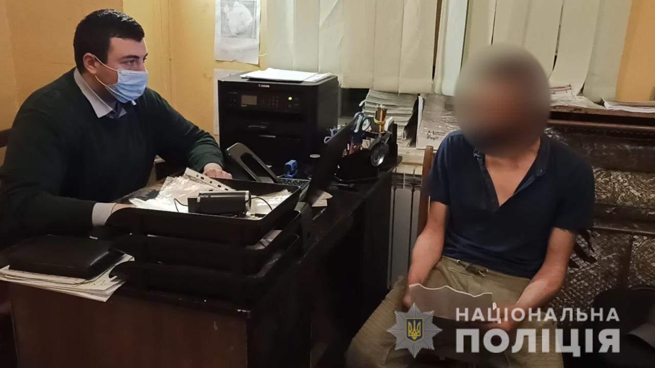 Вбивство Одеса Поліція Житель Одеси кримінал  задушили допит поліції