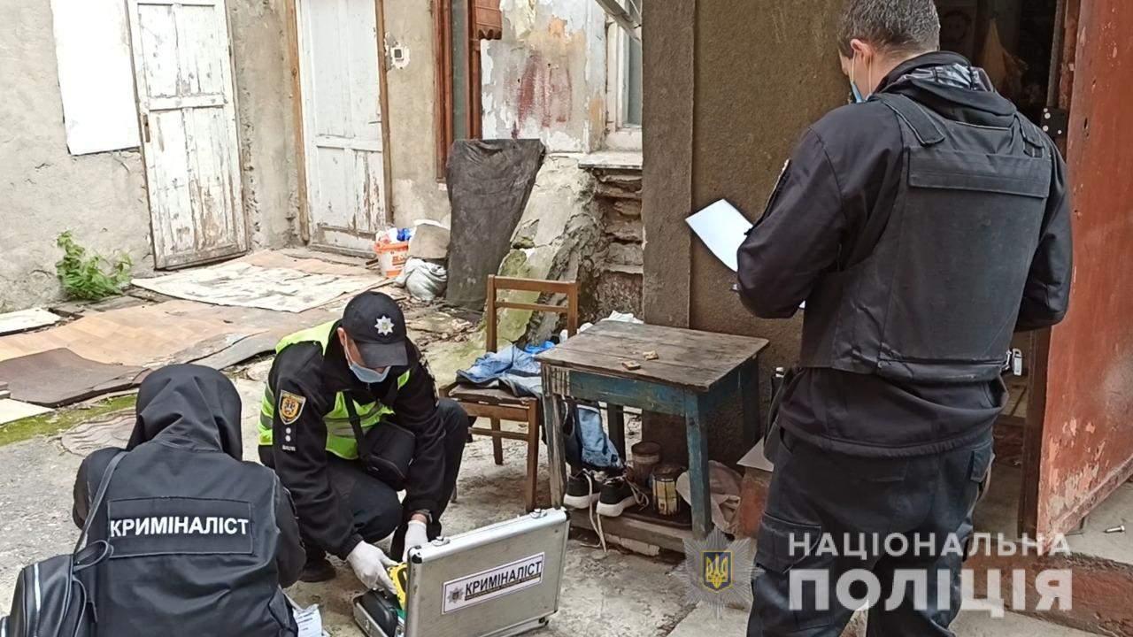 Вбивство Одеса Поліція Житель Одеси кримінал  задушили криміналісти