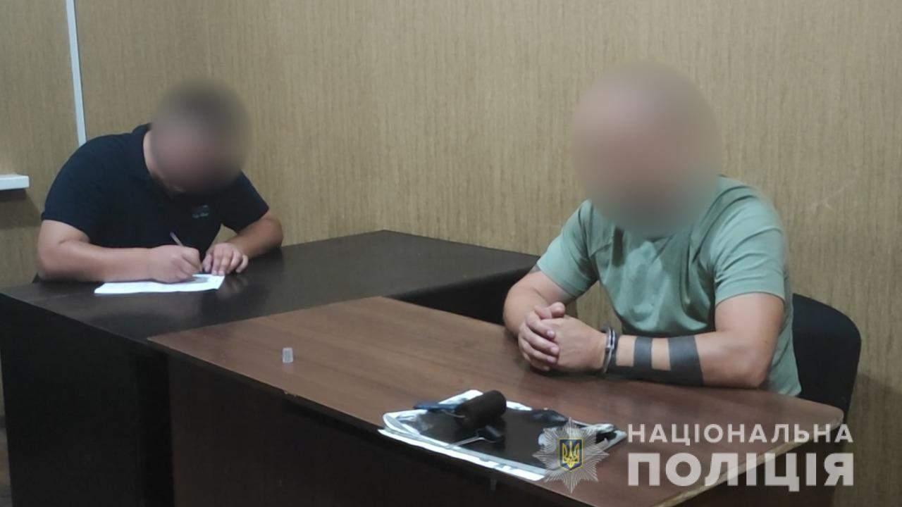 В Одесі грабували та били підприємця