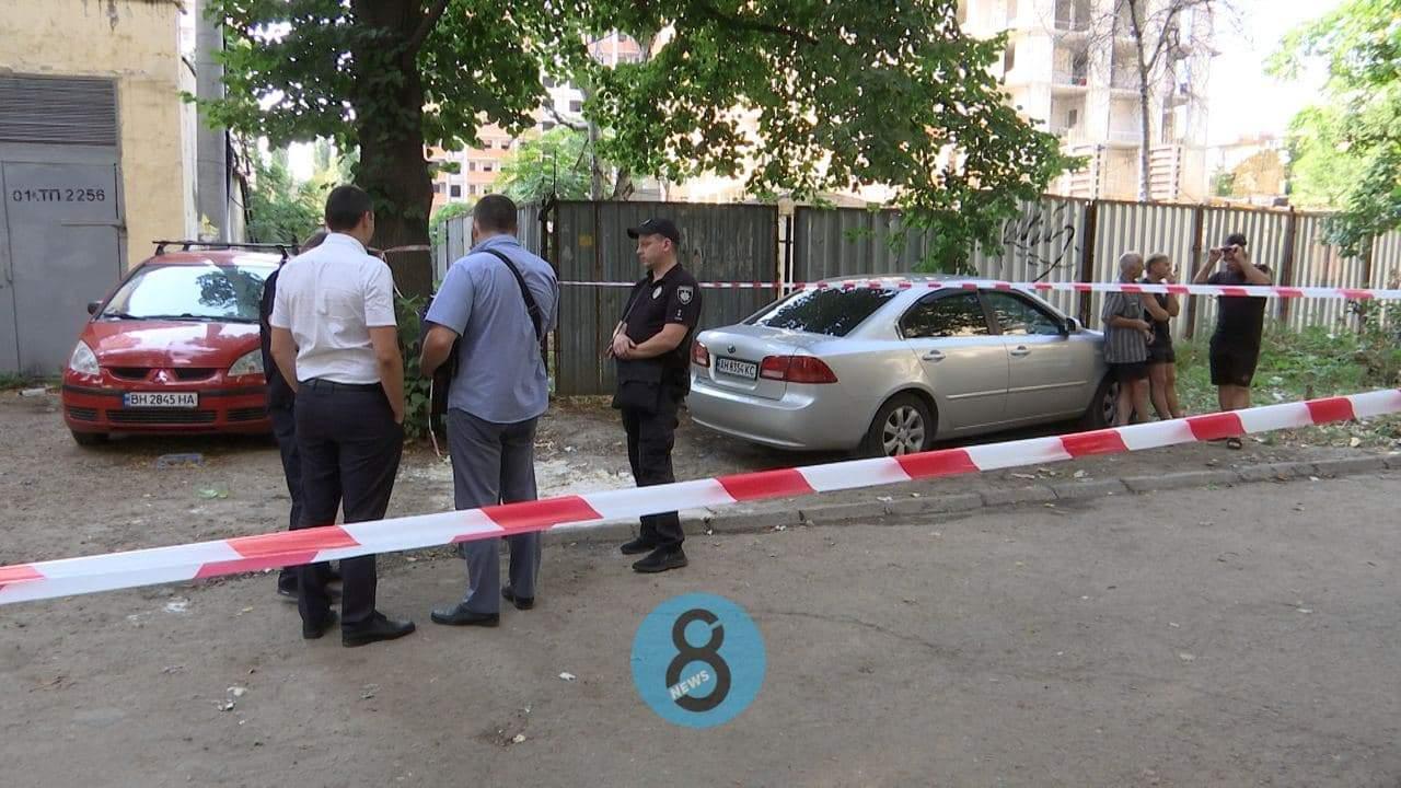 Кілер вбив Мамедова Замовне вбивство Азербайджанець Одеса 3 серпня 2021