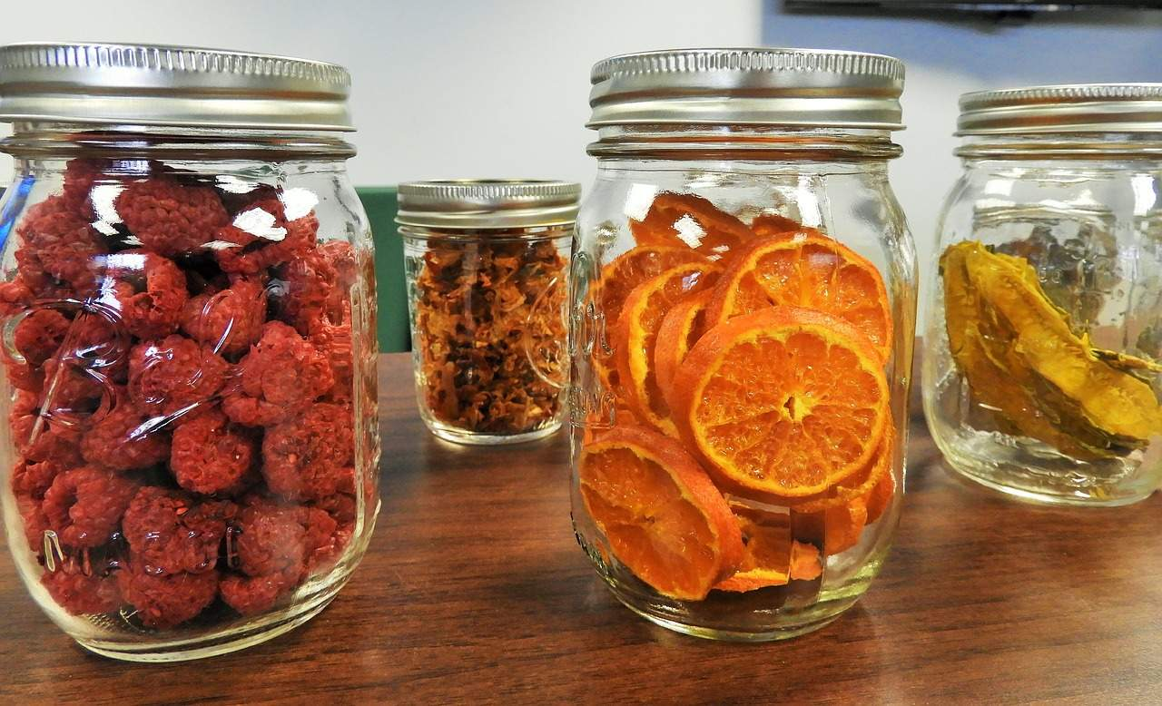Харчова цінність у сухофруктах набагато вища, аніж у свіжих фруктах