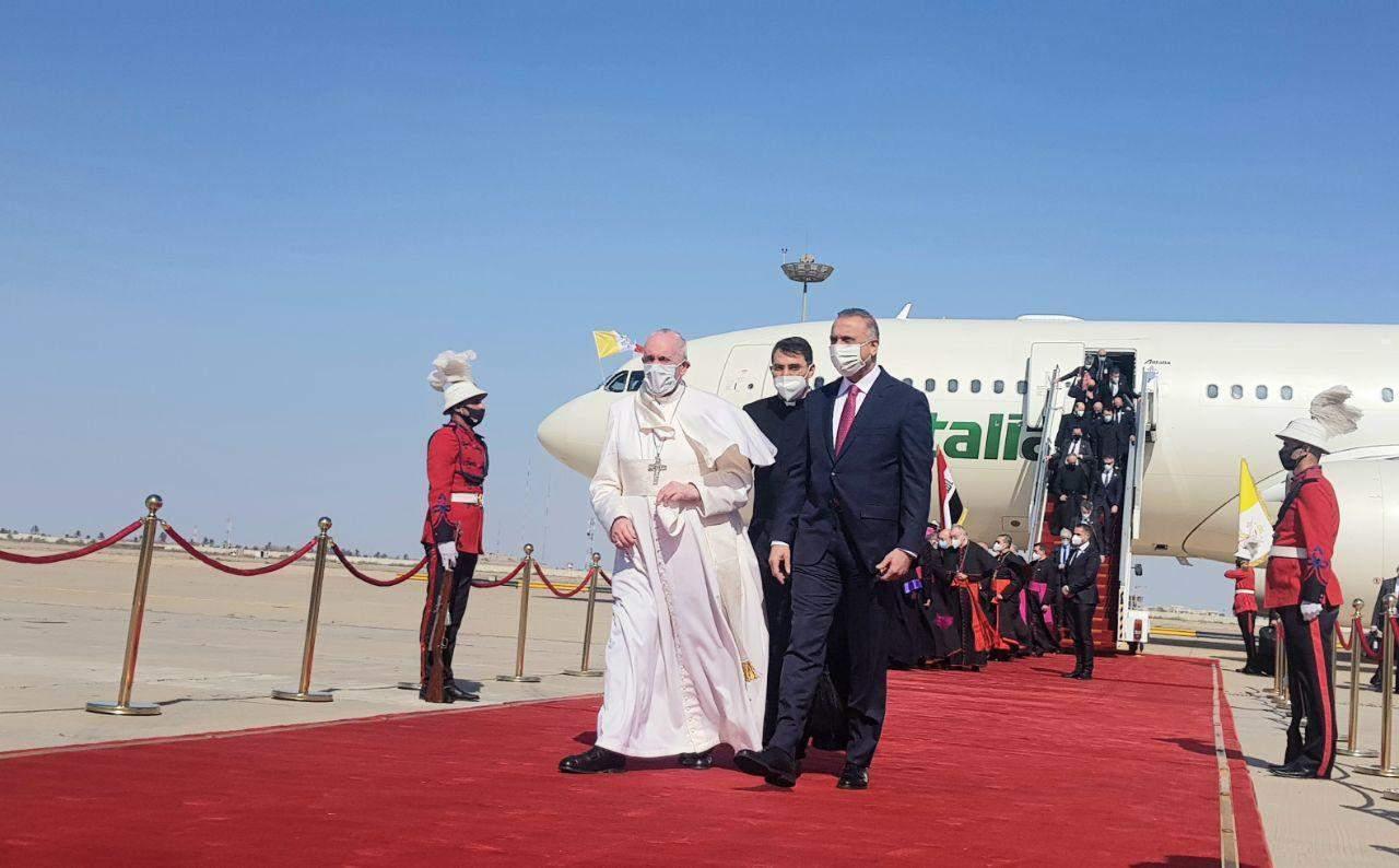 Папа Римський в Багдаді