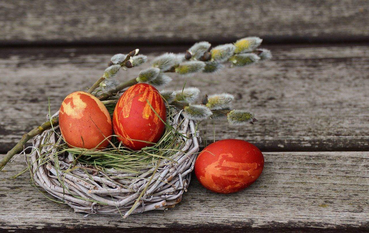 Українські звичаї Великодня