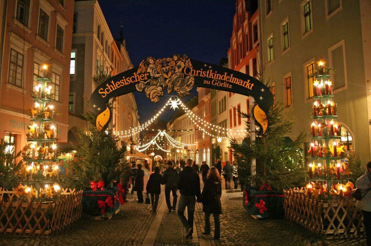 Карантинні обмеження на Різдво у Німеччині